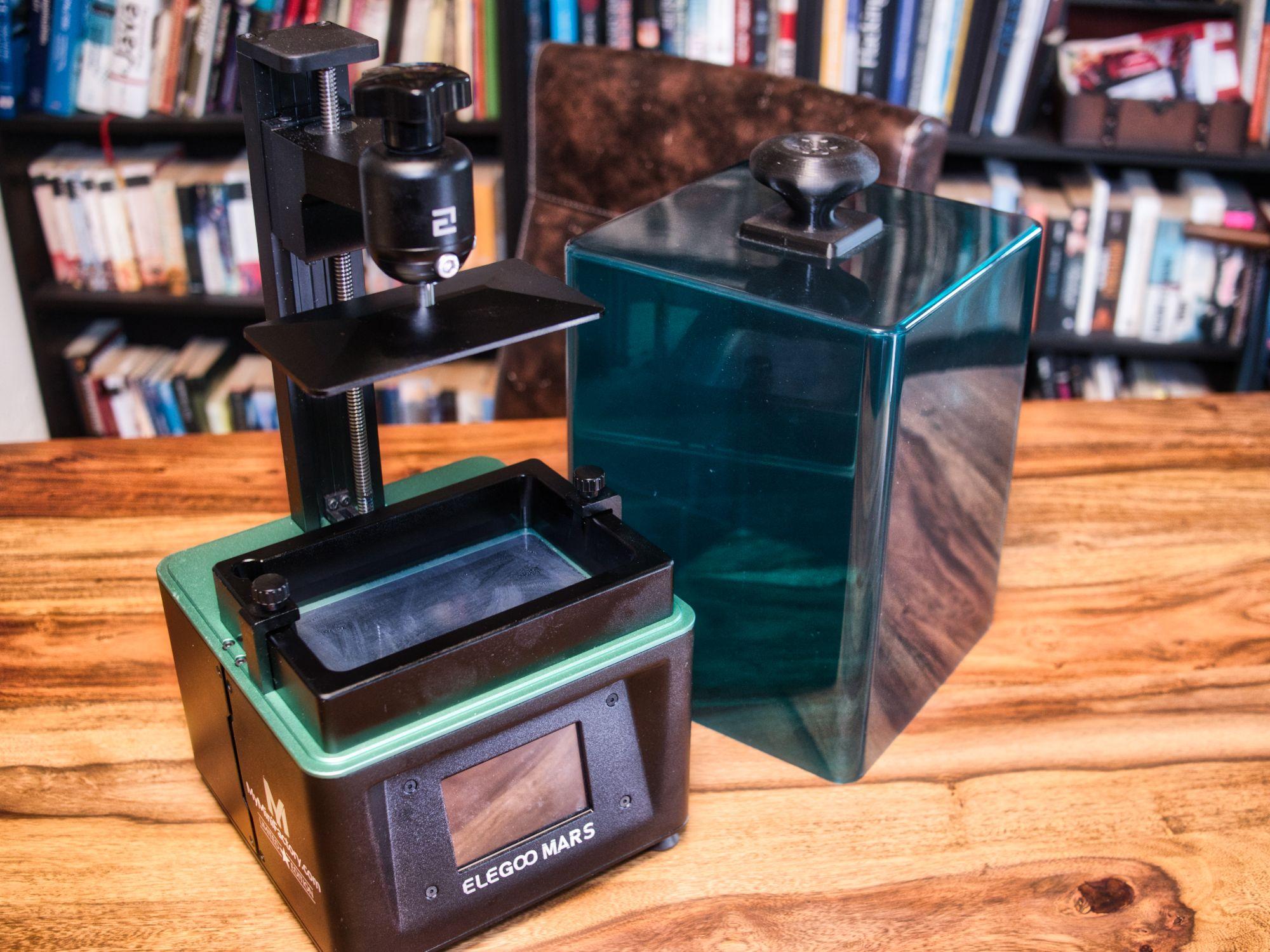Elegoo Mars 3d printer